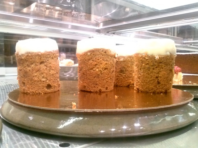 Rose Bakery Carrot Cake