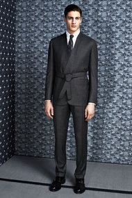 Brioni Kimono Inspired Suit Jacket F/W2014